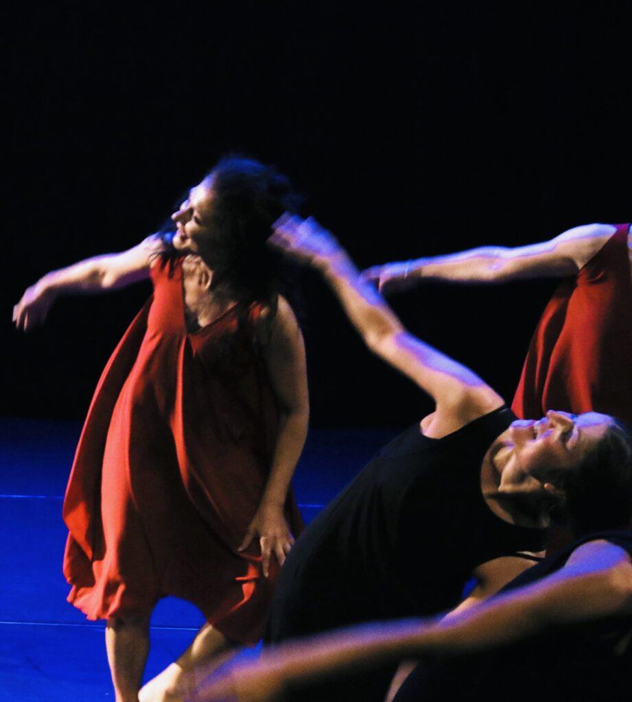 Zeitgenössischen Tanz